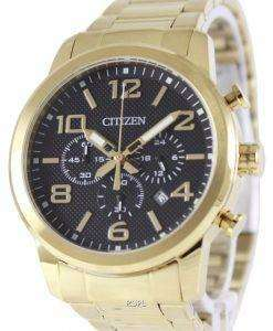 Citizen Chronograph Gold Tone AN8052-55E Mens Watch