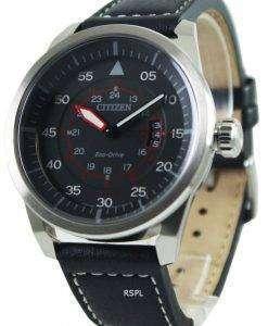 Citizen Eco-Drive Aviator Power Reserve AW1360-04E Mens Watch