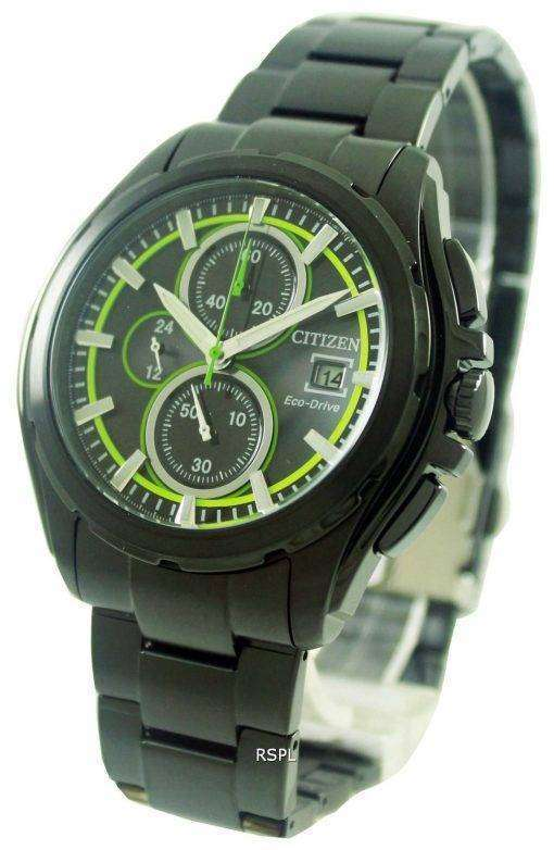 Citizen Eco-drive Chronograph Sports CA0275-55E Mens Watch