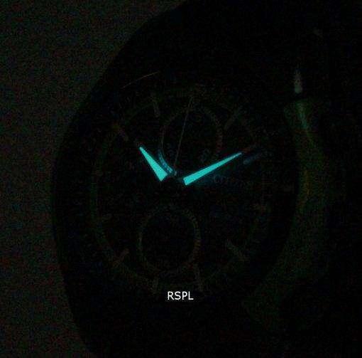 Citizen Eco-Drive Chronograph CA0289-00E Mens Watch