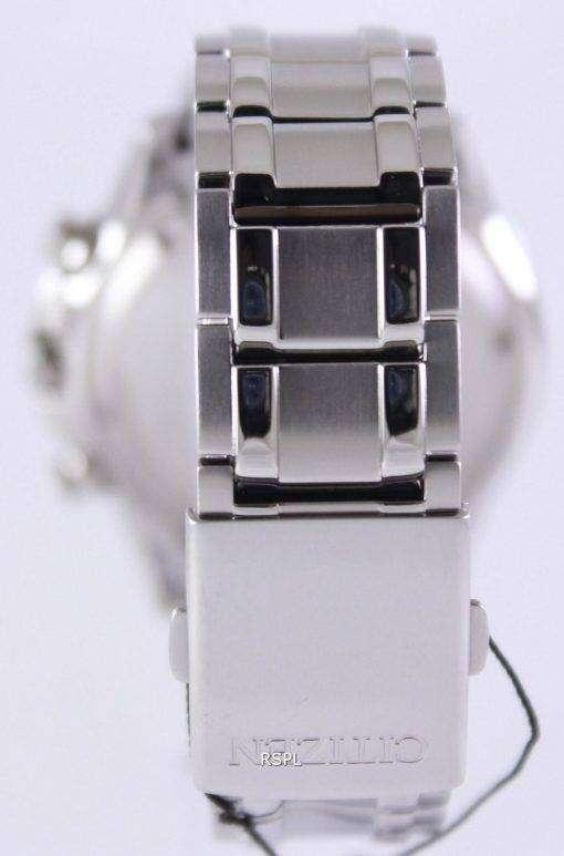 Citizen Eco Drive Titanium Chronograph CA0340-55E Watch