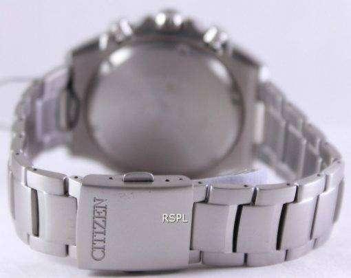 Citizen Eco-Drive Titanium Chronograph CA0550-52E Mens Watch