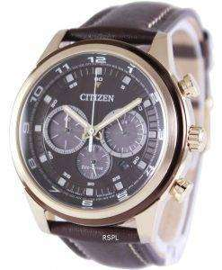 Citizen Eco-Drive Chronograph CA4037-01W Watch