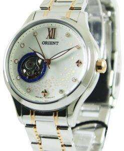 Orient Happy Stream Collection Blue Moon Open Heart DB0A006W Womens Watch