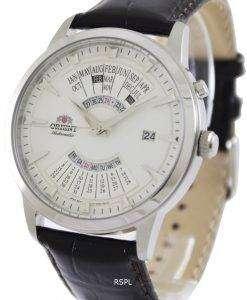 Orient Automatic Multi Year Calendar EU0A005W Mens Watch