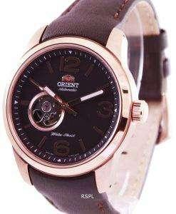Orient Classic Open Heart Automatic FDB0C002T DB0C002T Mens Watch