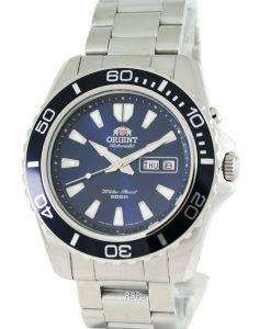Orient Mako Automatic Power Reserve FEM75002D Mens Watch