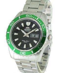 Orient Mako Diver Automatic EM75003B Mens Watch