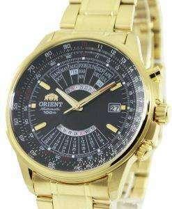 Orient Automatic 100M WR Perpetual Calendar FEU07001BX Mens Watch