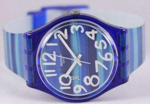 Swatch Originals Linajola Swiss Quartz GN237 Unisex Watch