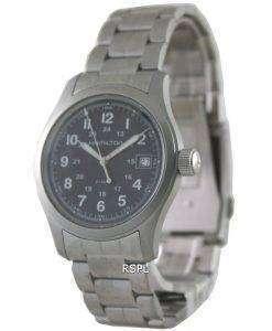 Hamilton Khaki Field Quartz H68411133 Mens Watch