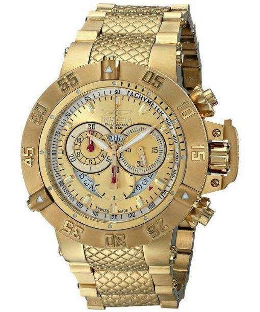 Invicta Subaqua Chronograph 5403 Mens Watch