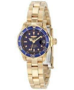 Invicta Pro Diver Gold Tone 8944 Womens Watch