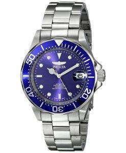 Invicta Pro Driver Automatic Blue Dial INV9094/9094 Mens Watch