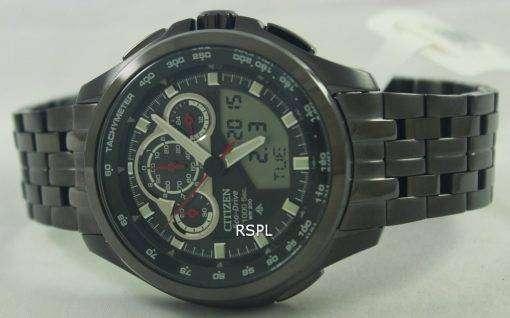 Citizen Eco-Drive Promaster World time JW0097-54E JW0097-54 Mens Watch