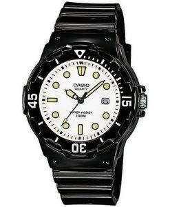 Casio Enticer Analog White Dial LRW-200H-7E1VDF LRW-200H-7E1V Womens Watch
