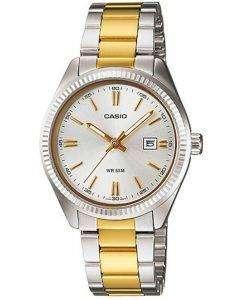 Casio Enticer Analog Quartz LTP-1302SG-7AVDF LTP-1302SG-7AV Womens Watch