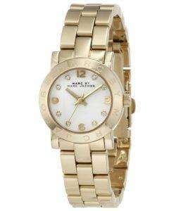 Marc By Marc Jacobs Mini Amy White Dial MBM3057 Womens Watch