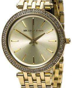 Michael Kors Darci Glitz Crystals Pave Bezel MK3191 Womens Watch