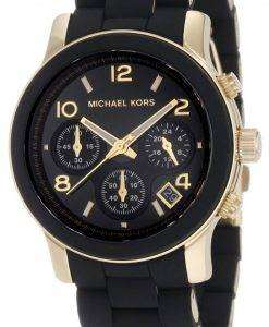 Michael Kors Chronograph Black Catwalk MK5191 Womens Watch