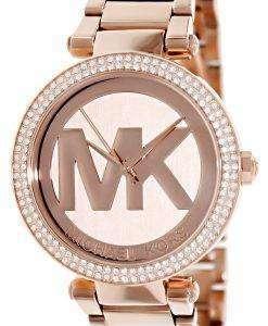 Michael Kors Parker Crystals MK5865 Womens Watch