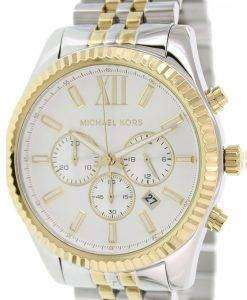 Michael Kors Lexington Chronograph MK8344 Mens Watch