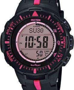 Casio Protrek Triple Sensor Tough Solar PRG-300-1A4 Watch