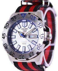Seiko 5 Sports Automatic NATO Strap SRP481K1-NATO3 Mens Watch
