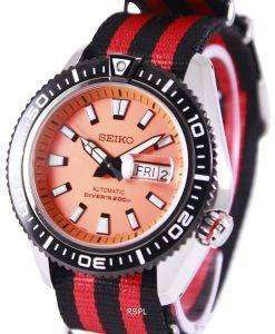 Seiko Superior Automatic Divers 200M NATO Strap SRP497K1-NATO3 Mens Watch