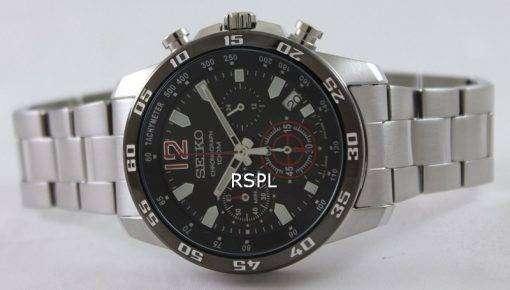 Seiko Sports Chronograph SSB129P1 SSB129P SSB129 Mens Watch