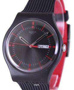 Swatch Originals GAET Swiss Quartz SUOB714 Unisex Watch