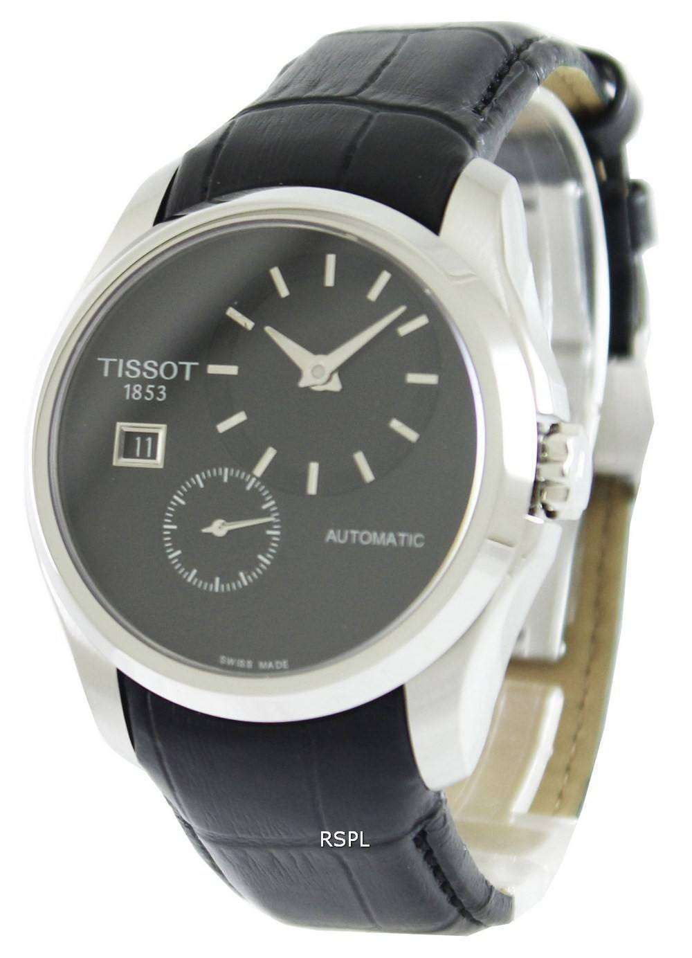 Tissot T-Trend Couturier Automatic T035.428.16.051.00 Watch