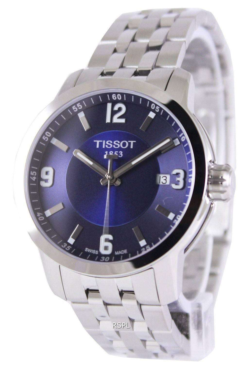 Tissot PRC 200 Quartz T055.410.11.047.00 Mens Watch
