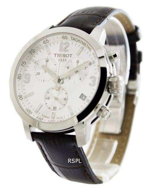 Tissot T-Sport PRC 200 Chronograph T055.417.16.037.00 Mens Watch