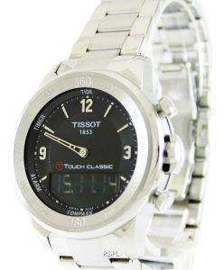 Tissot T-Touch Classic Analog-Digital T083.420.11.057.00 Mens Watch