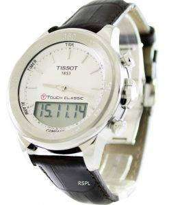 Tissot T-Touch Classic Analog-Digital T083.420.16.011.00 Mens Watch
