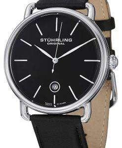 Stuhrling Original Ascot Swiss Quartz 768.02 Mens Watch