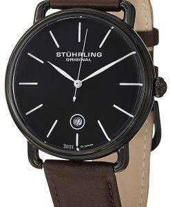 Stuhrling Original Ascot Swiss Quartz 768.03 Mens Watch