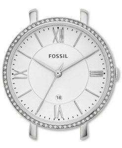 Fossil Jacqueline Date Display Stainless Steel C141014 Women's Watch