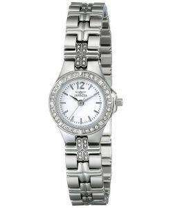Invicta Wildflower II Collection Crystal Accented 0126 Women's Watch