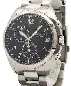 Hamilton Khaki Pilot Pioneer Chronograph H76512133 Mens Watch