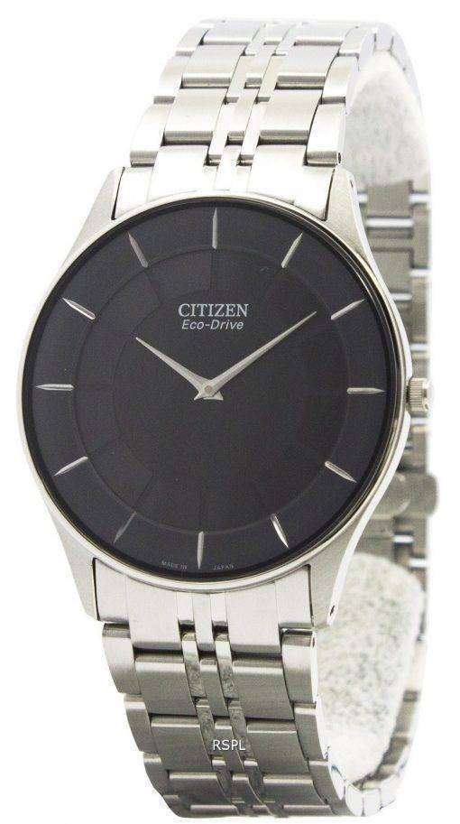 Citizen Eco Drive Mens Stiletto Watch AR3010-65E AR3010-65 Mens Watch