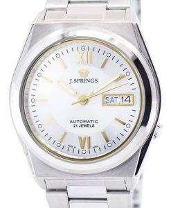 J.Springs 自動 21 宝石日本精工に作られた BEB508 メンズ腕時計
