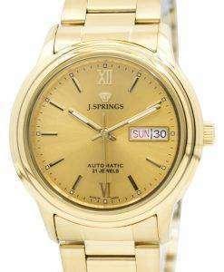 J.Springs 自動 21 宝石日本精工に作られた BEB530 メンズ腕時計