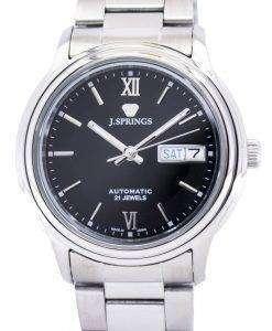 J.Springs 自動 21 宝石日本精工に作られた BEB532 メンズ腕時計