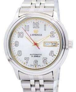 J.Springs 自動 21 宝石日本精工に作られた BEB534 メンズ腕時計