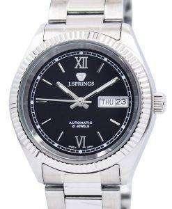 J.Springs 自動 21 宝石日本精工に作られた BEB554 メンズ腕時計