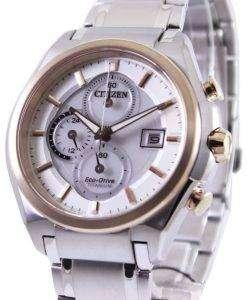 Citizen Eco Drive Super Titanium Chronograph CA0354-51A Mens Watch