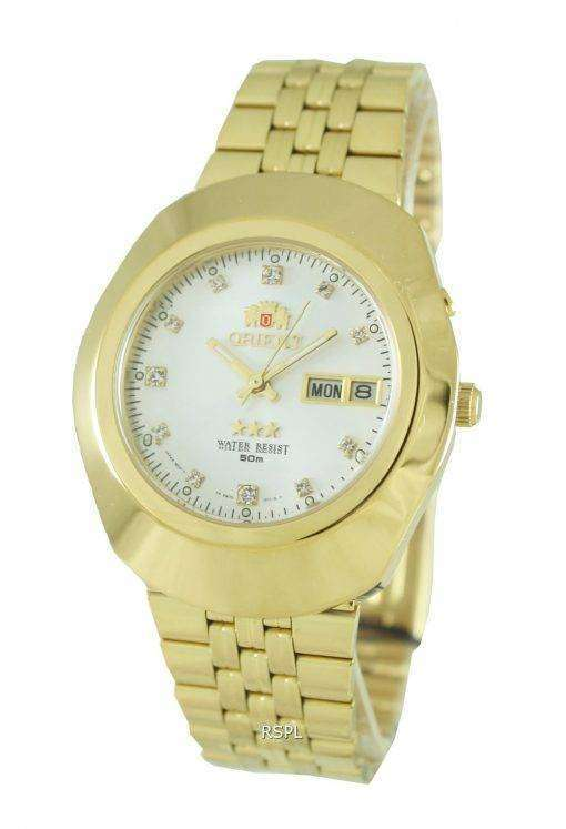 Orient 3 Stars EM70004W Mens Watch