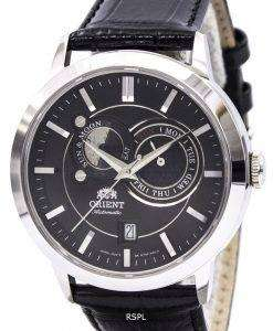 Orient Automatic Multi-Eyes Sun And Moon Sapphire ET0P003B Mens Watch